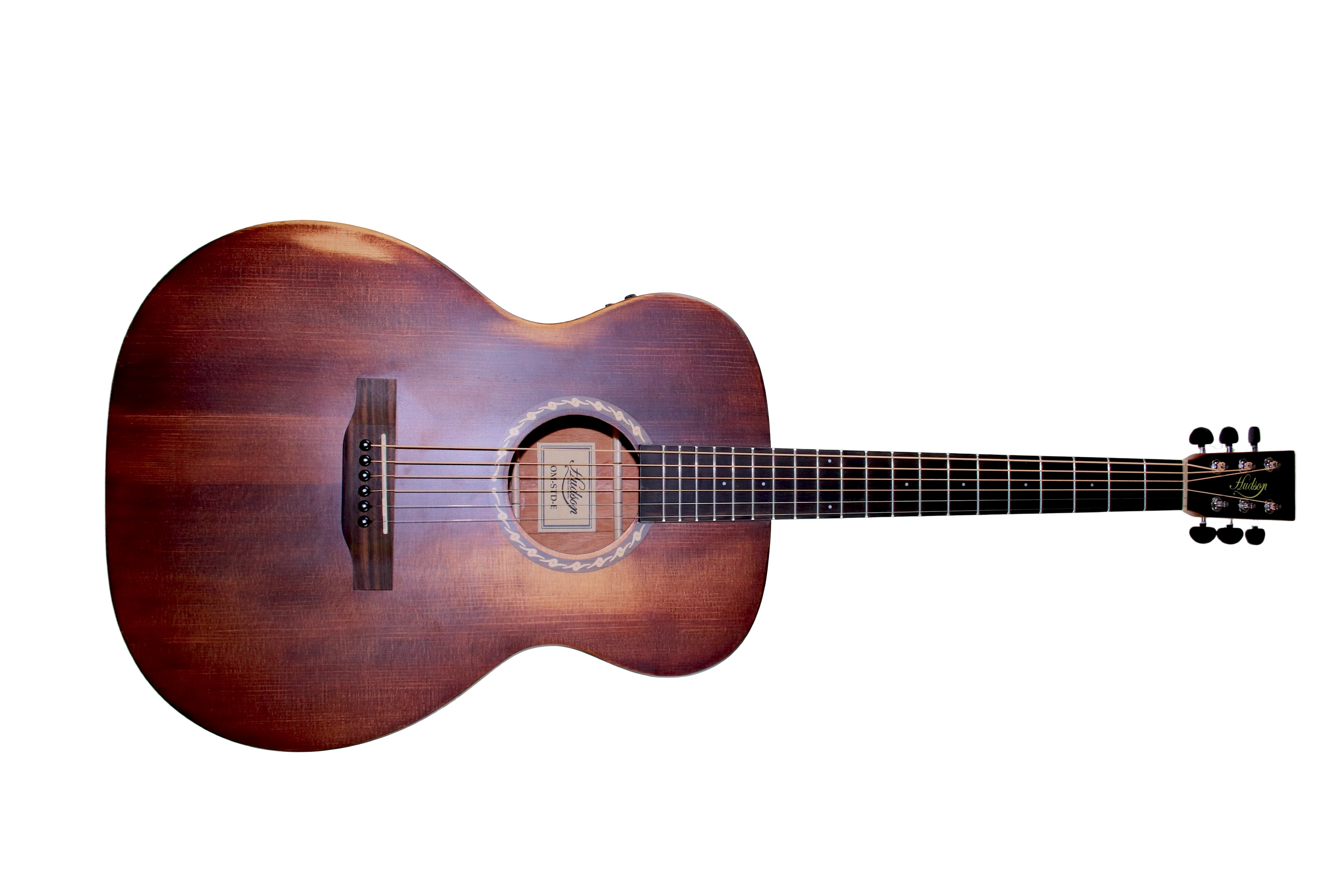 Hudson-OM-STD-E-Acoustic-Guitar