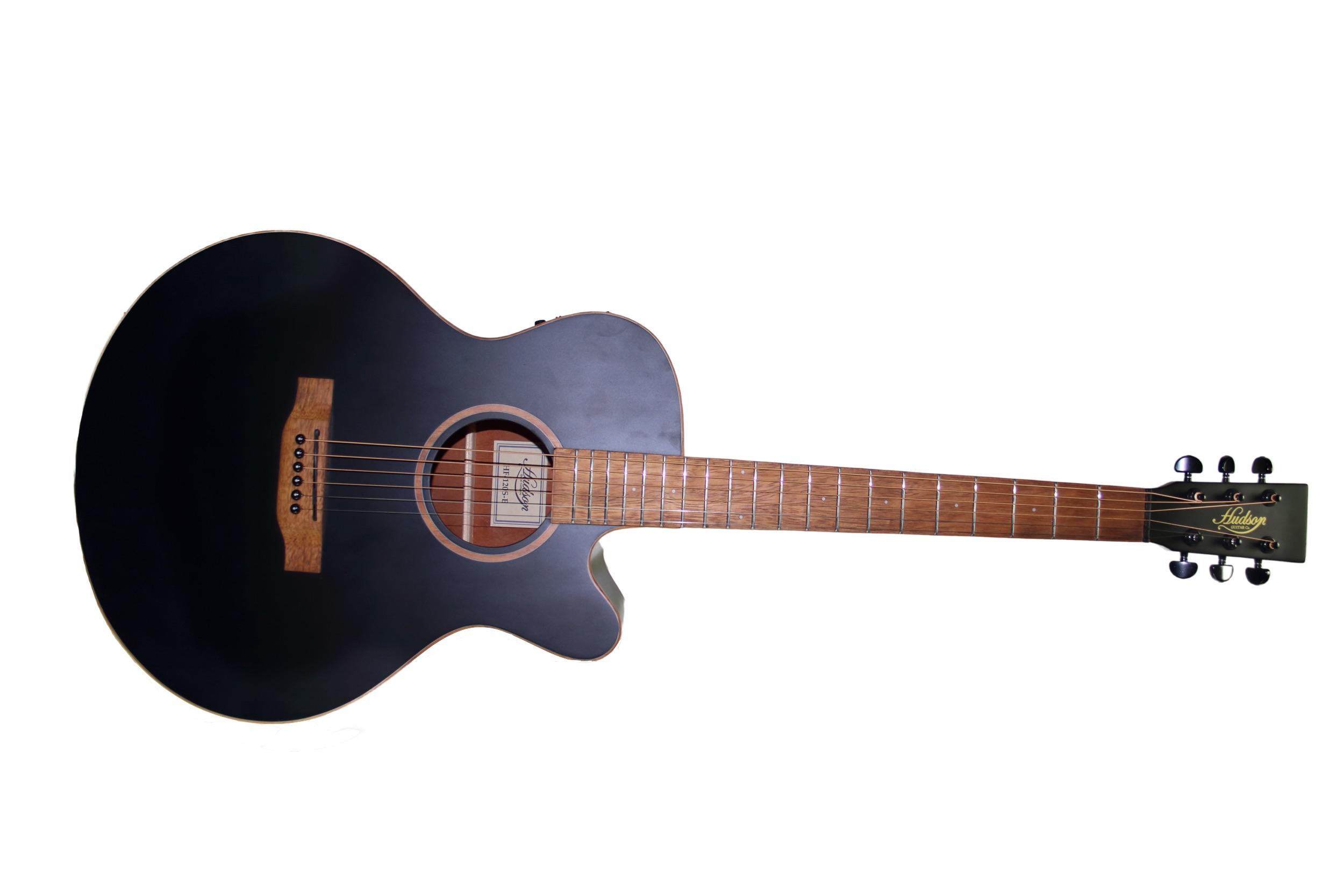 Hudson-HF-120-CE-Acoustic-Guitar