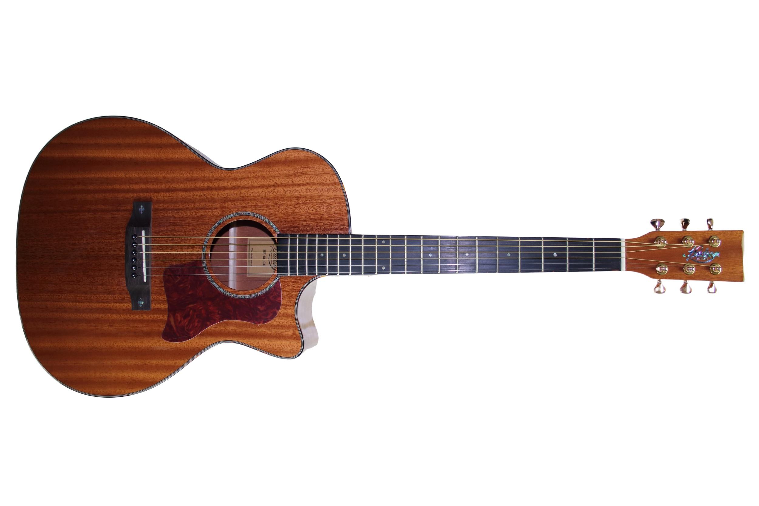 Hudson-HF-88-CE-Acoustic-Guitar